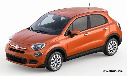 Fiat 500x pricing released fiat 500 usa for Fiat 500x exterior