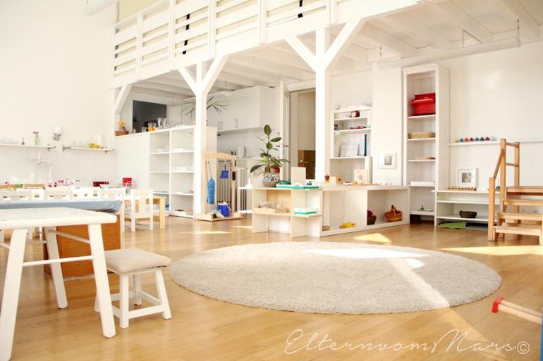 Eltern vom mars julias wunderbare zeit im kleinkinderhaus for Raumgestaltung nach montessori