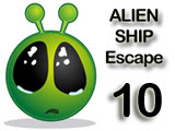 Walkthrough Alien Ship Escape 10