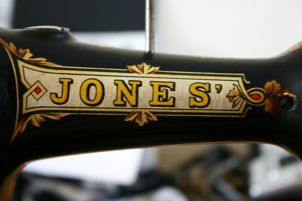 Jones Family CS
