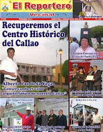 EL REPORTERO VECINAL Nº 39 - FEBRERO 2013