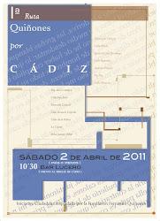 Ruta del Cádiz de Fernando Quiñones