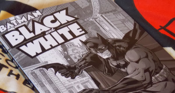 Batman Black and White volume 1 comic review