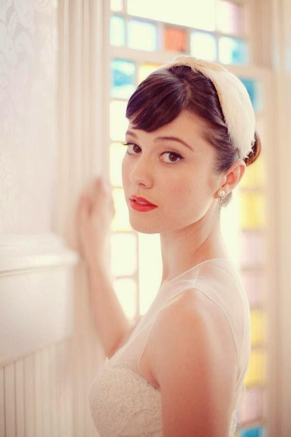 """Cách làm đẹp cho những cô dâu cưới màu lạnh """" điều bạn nên biết"""" 2"""