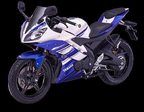 Yamaha R15 Racing Blue (Biru)