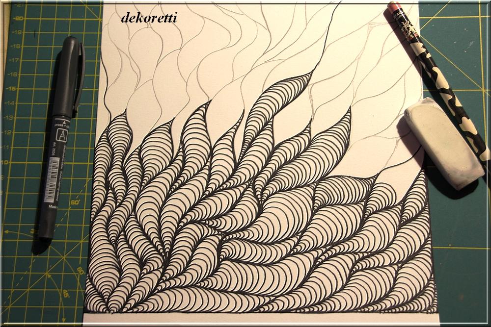 dekoretti s welt einfach mal wieder zeichnen und malen. Black Bedroom Furniture Sets. Home Design Ideas