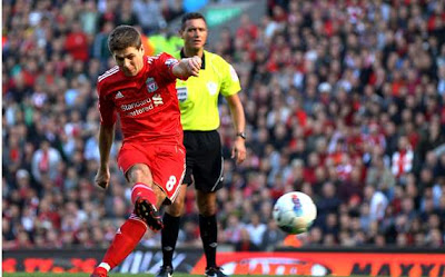 Liverpool 1 - 1 Manchester United (2)
