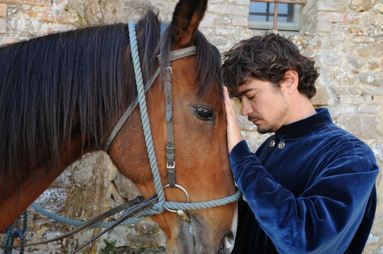 """Riccardo Scamarcio dans """"Maraviglioso Boccaccio"""" des frères Taviani"""