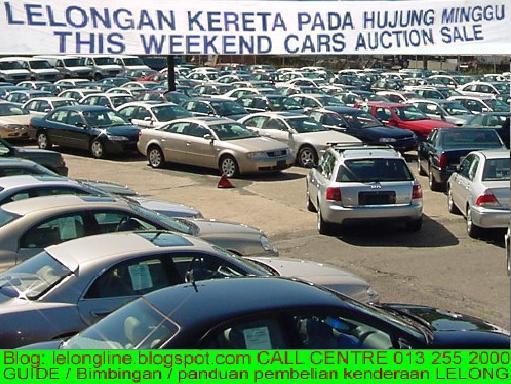 bank auction vehicles / kenderaan bank lelong - harga murah & selamat