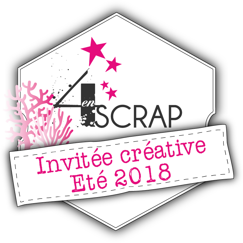 Invitée Créative ETE 2018