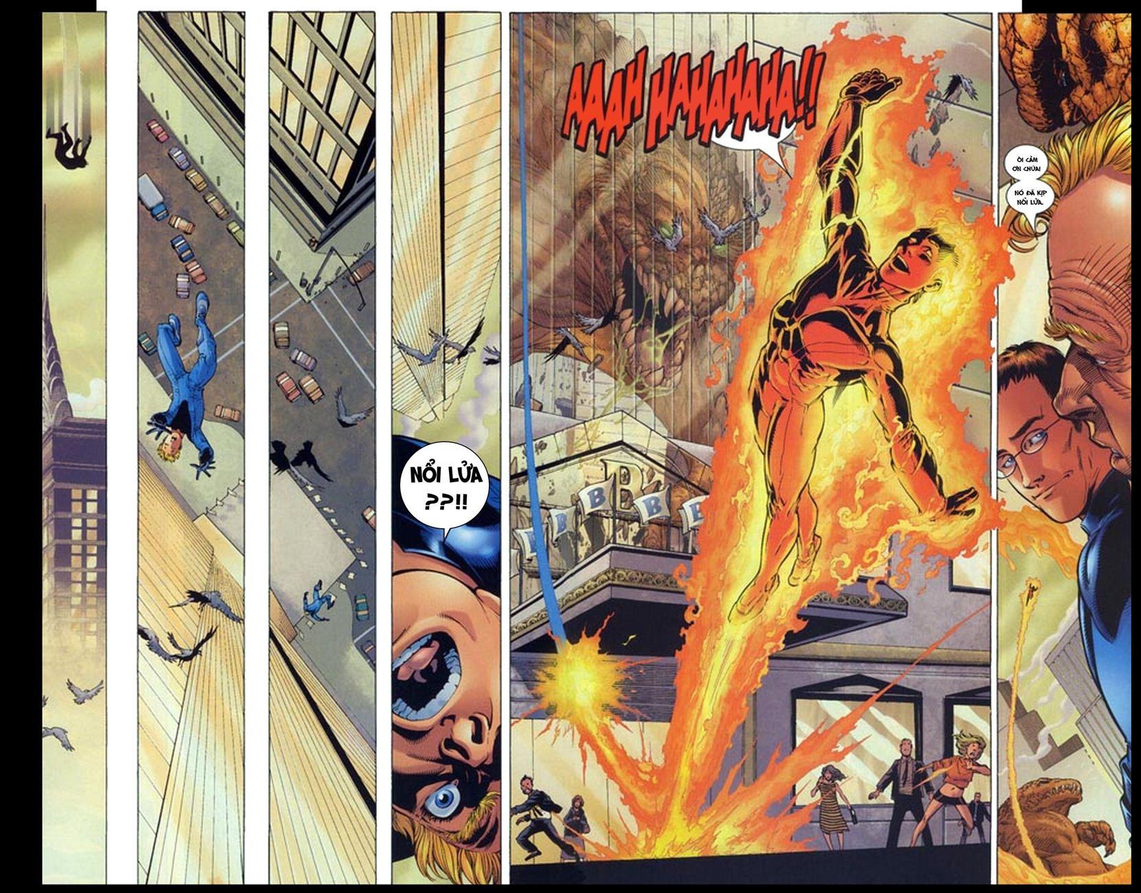 Ultimate Fantastic Four chap 5 - Trang 5