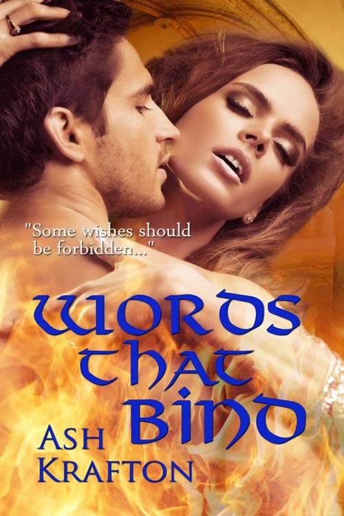 Words that Bind by Ash Krafton