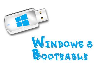 Cómo hacer una usb booteable con windows 8