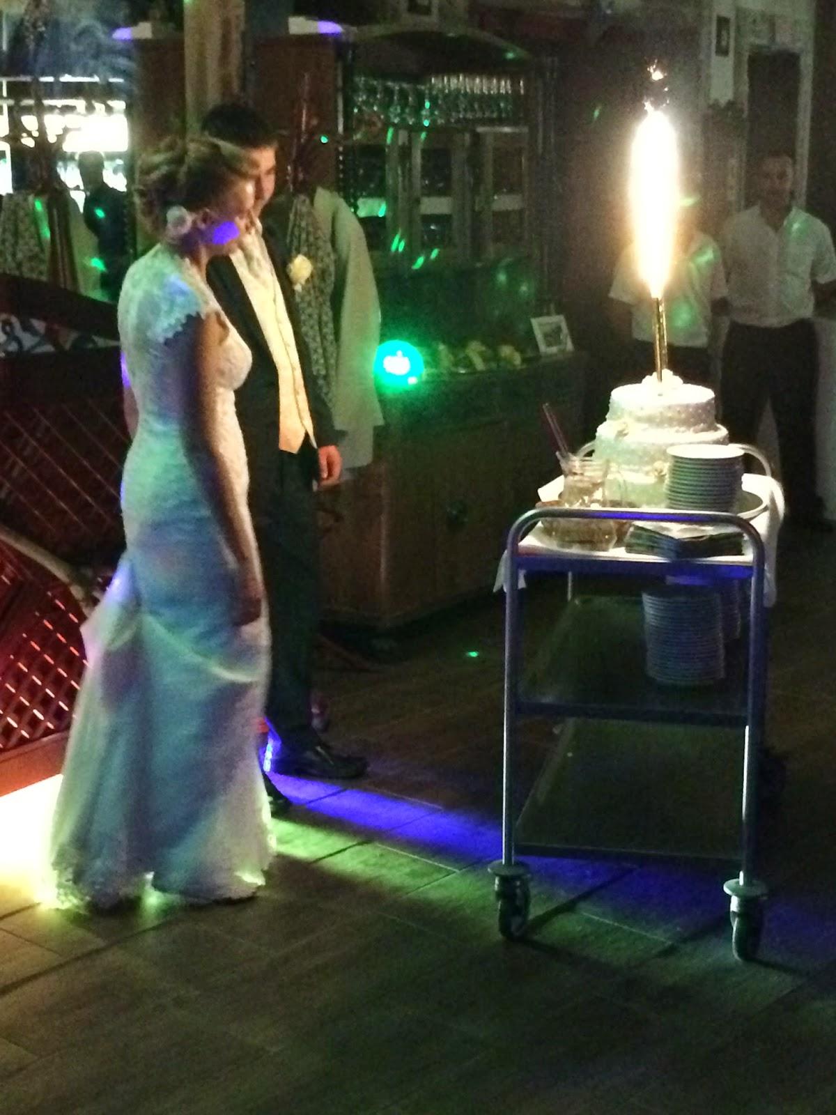 Esküvőre torta