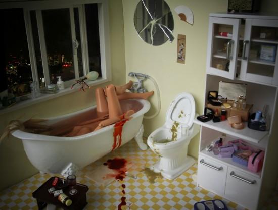 Mariel Clayton. Barbie Intima