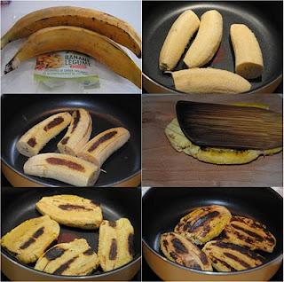 Resep cara membuat pisang gapit samarinda, bumbu saus pisang gapit, resep makanan pisang