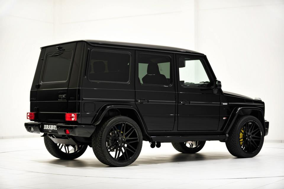 all cars nz mercedes c63 amg g wagon 2012 by brabus