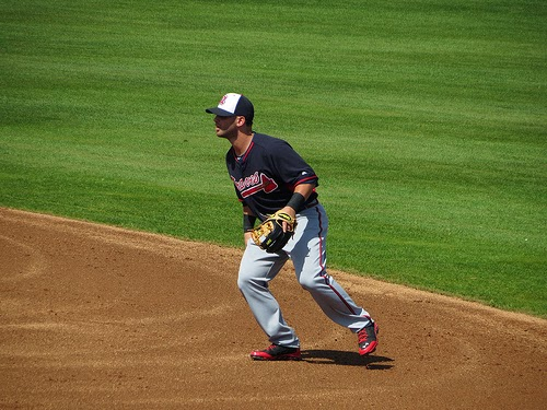 Tommy La Stella Braves