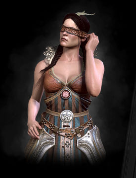 iorveth and saskia relationship