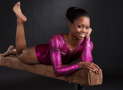 U.S. Gymnast Gabby Douglas