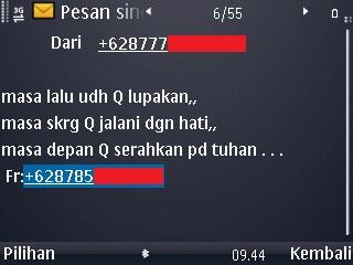 Aplikasi Sadap SMS