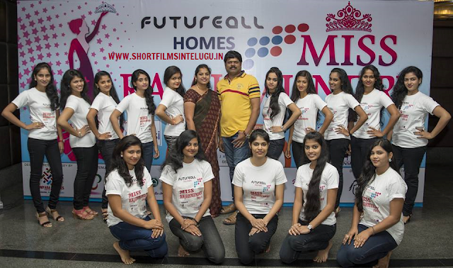 Miss Rajahmundry 2015 Pics