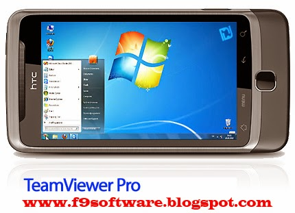 how to use teamviewer in mobile to pc