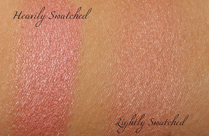 mac stereo rose msf mineral skin finish review the sunday girl