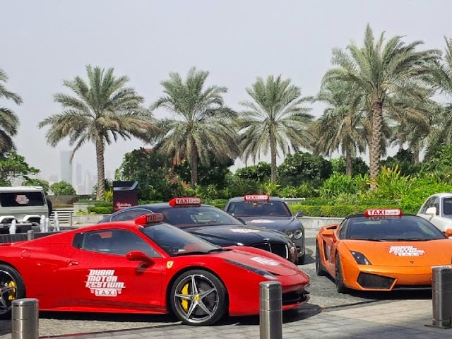 Motorists in Dubai will leave their cars at home for this reason