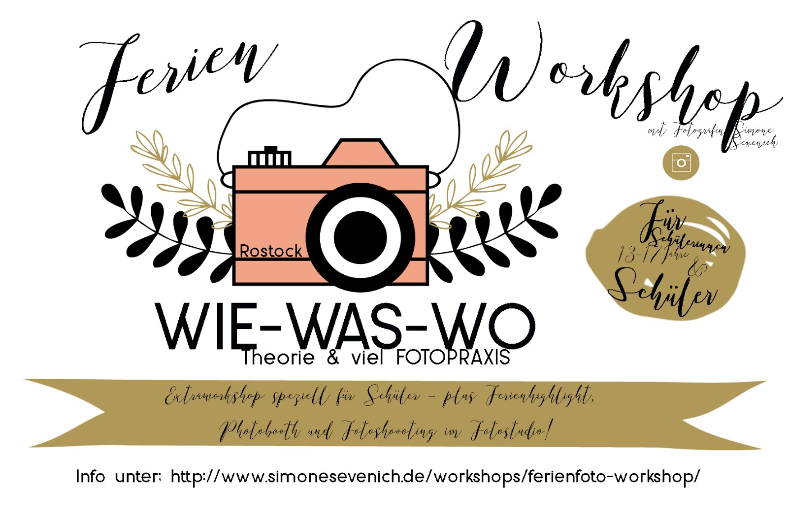 Ferienfotoworkshop