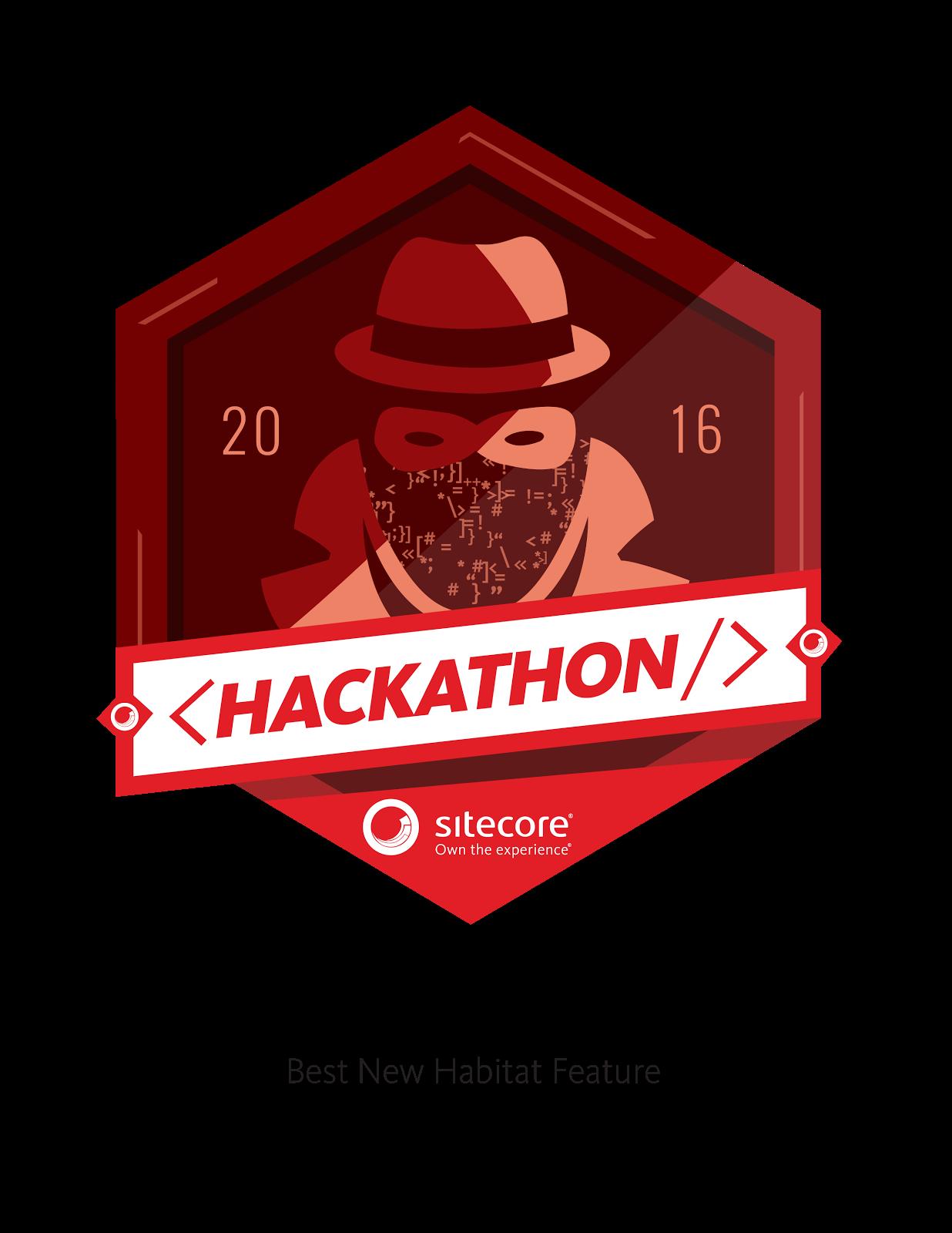 Sitecore hackathon 2016 winner team
