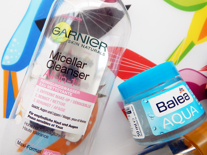 Review: Garnier Micellar Cleanser All-in-1