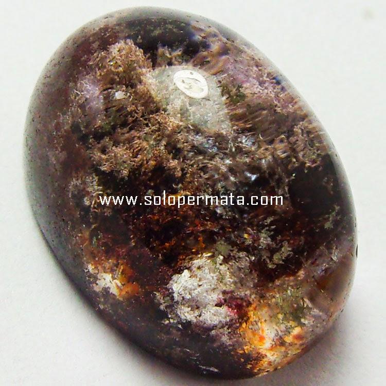 Batu Permata Phantom Quartz