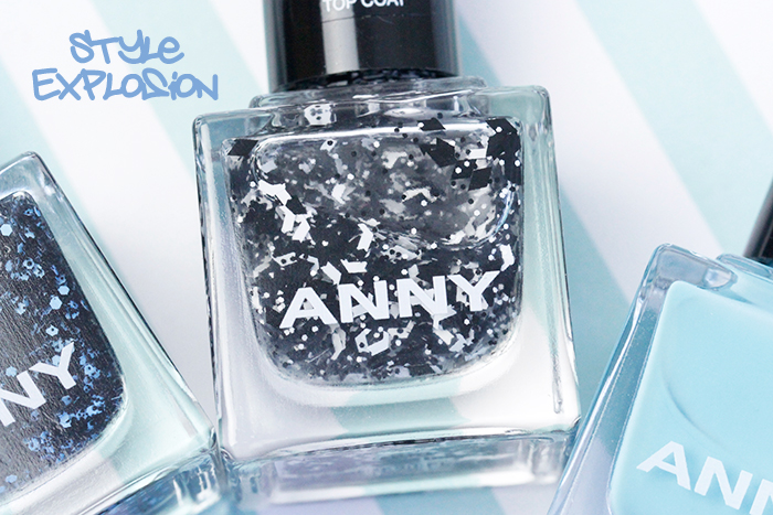 ANNY Streetstyle & Graffiti Nail Polish Collection