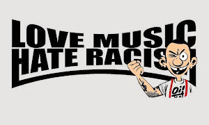 Ama la música, Odia el racismo