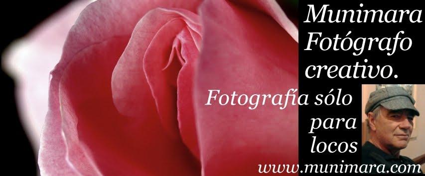 .                        .                       .  Fotografía creativa contemporánea de Munimara