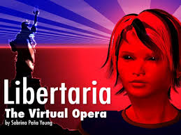 The Virtual Opera Poster Libertaria