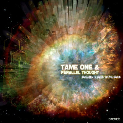 Tame One & Parallel Thought – Acid Tab Vocab (CD) (2009) (VBR V0)