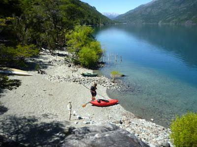kayak rio puelo