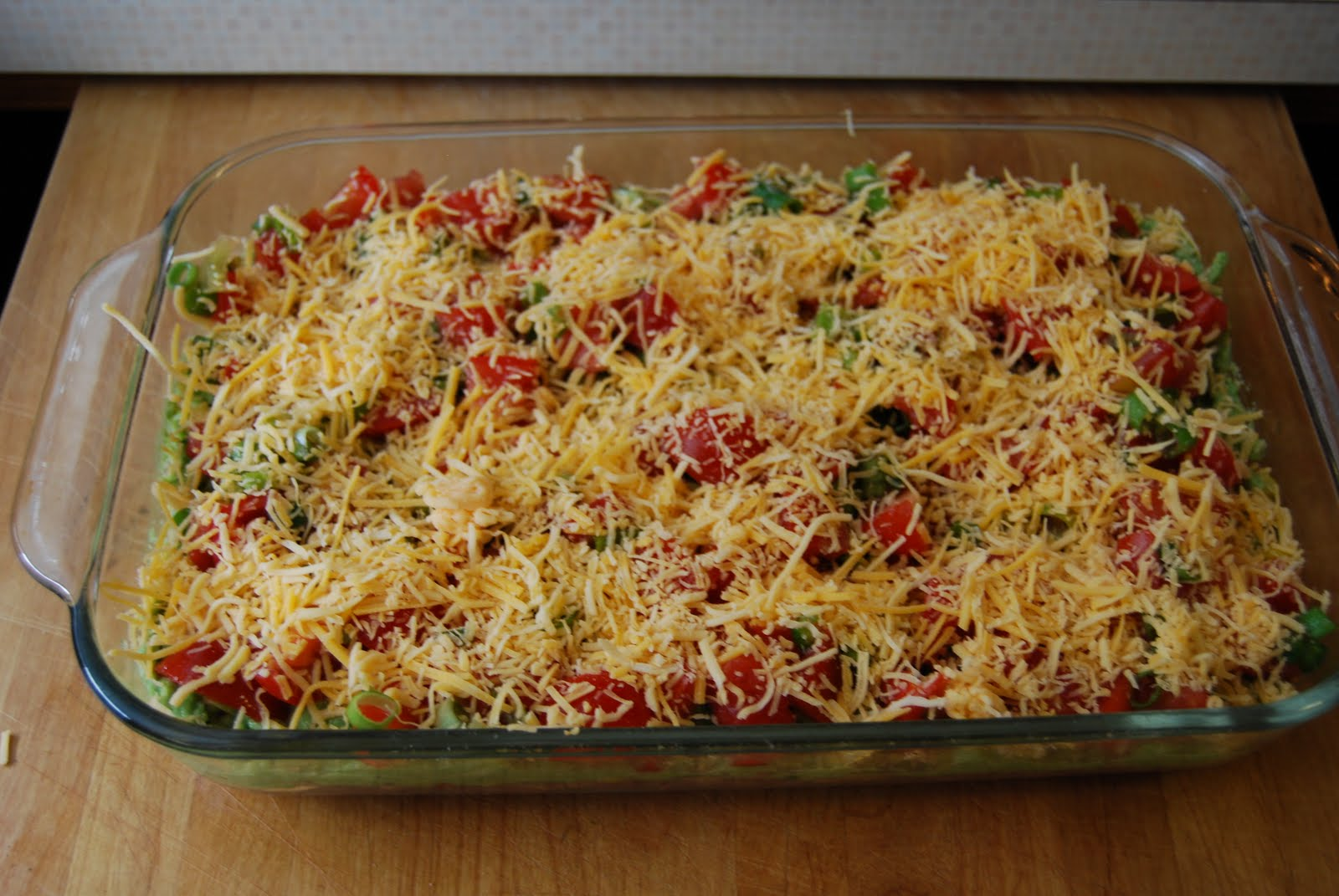 Mexican 5-Layer Dip Recipes — Dishmaps