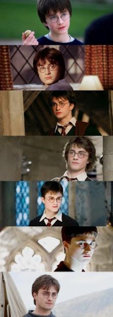Harry Potter: Harry Potter Paperback Box Set by J. K. Rowling (2013, Paperback /