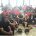 La sonrisa volvió a brillar con Alesanco en la Ciudad Deportiva