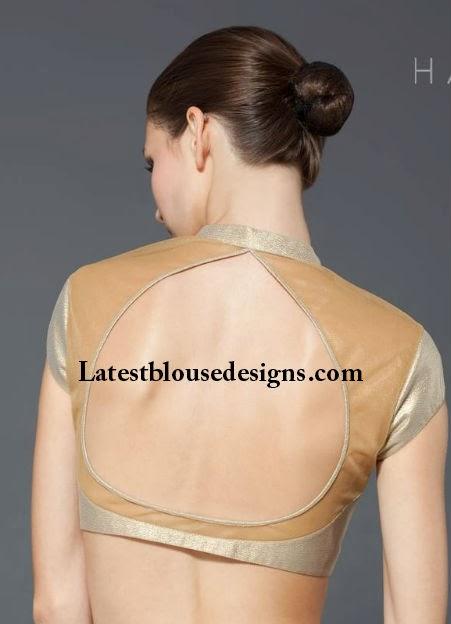 sheer blouse deisgns