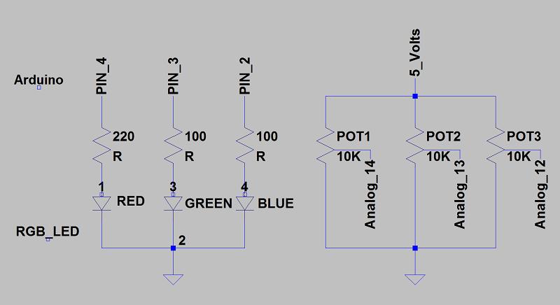 Arduino blag rgb led fun groovy