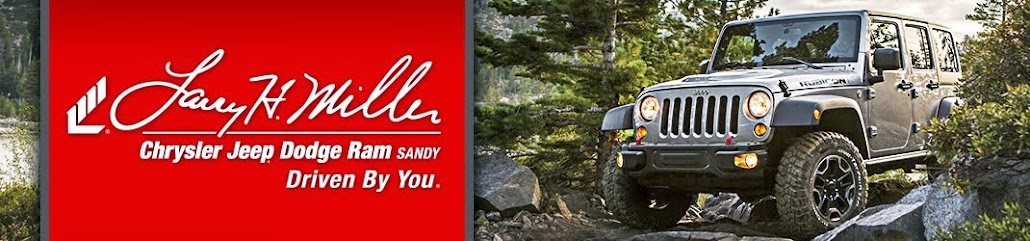 Larry H Miller Dodge Chrysler Jeep Sandy