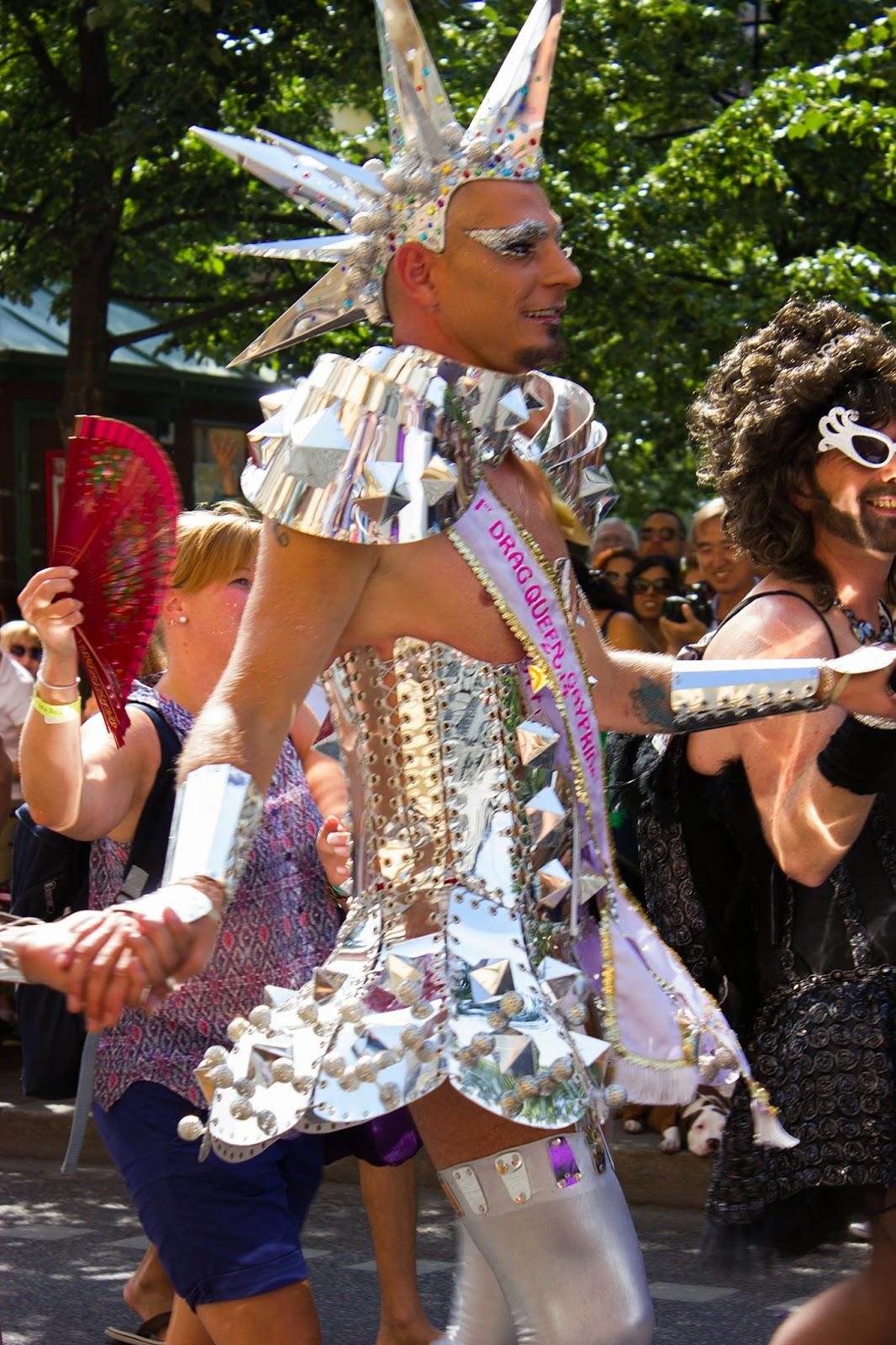 Парад гомосексуалистов