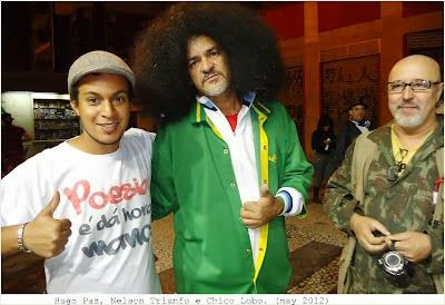 Hugo Paz e Nelson Triunfo
