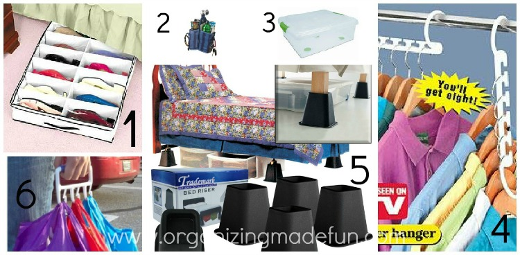 Organizing Made Fun: Dorm Room vs. small spaces organizing