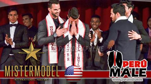 Puerto Rico es Mister Model International 2015