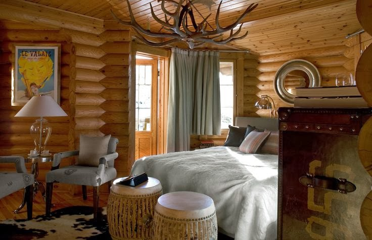 Estilo Nordico Contemporaneo, Hotel El Lodge.